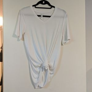 Buttery-soft White T-shirt